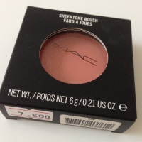 MAC Peaches Sheertone Blush