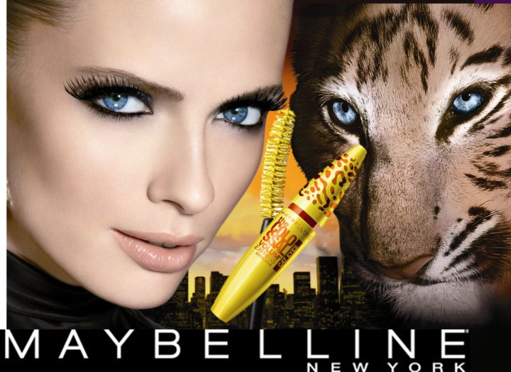 Maybelline Magnum Cat Eyes Mascara Review
