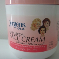 Throwback Thursday: Jergens All-Purpose Face Cream