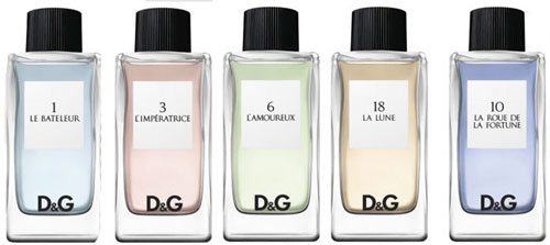 10a01c21ec7 ... 3 L Imperatrice (The Empress). The other two fragrances that were  released afterwards were 14 La Temperance (Temperance) and 21 Le Fou (The  Fool).