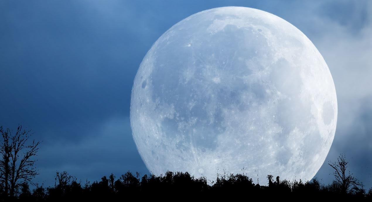 what are largest largest moons - photo #35