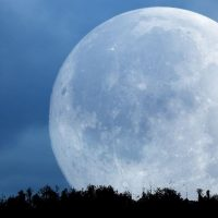 Supermoon (Biggest Moon Of The Century)