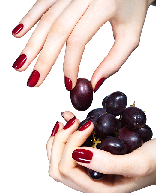 Deep Wine Nail Polish: Essie Bordeaux Nail Polish
