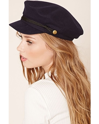 I couldn t resist picking up this Cap in a Black too! I ve always thought Newsboy  Caps or Captain Caps or Sailor Caps or Cabbie Hat (or whatever you wanna   ... 44d8baa0472