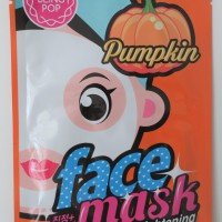 Bling Pop Pumpkin Soothing and Brightening Sheet Mask