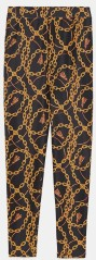 chain print leggings9